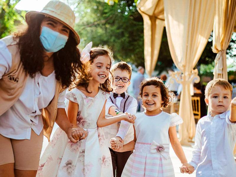 Organização de festas de casamento